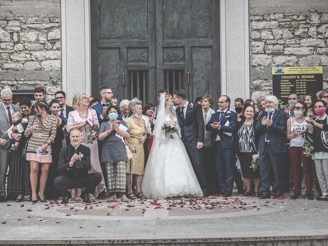 Il matrimonio di Elena e Luca a Brescia, Brescia 140