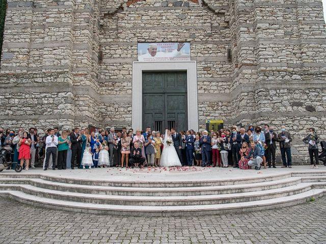 Il matrimonio di Elena e Luca a Brescia, Brescia 141