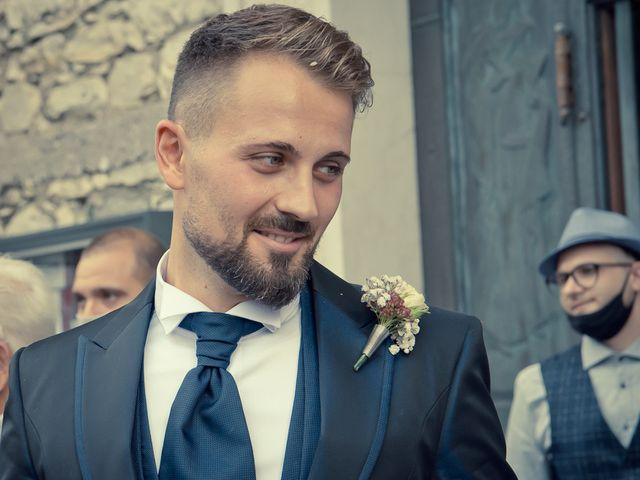 Il matrimonio di Elena e Luca a Brescia, Brescia 142