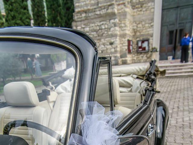 Il matrimonio di Elena e Luca a Brescia, Brescia 144