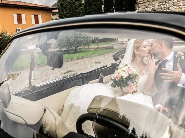 Il matrimonio di Elena e Luca a Brescia, Brescia 146