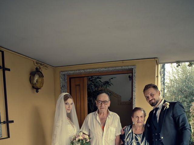Il matrimonio di Elena e Luca a Brescia, Brescia 147