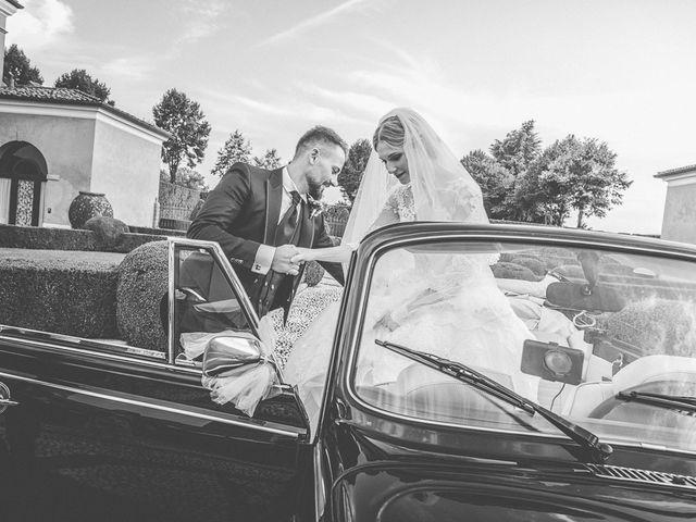 Il matrimonio di Elena e Luca a Brescia, Brescia 152