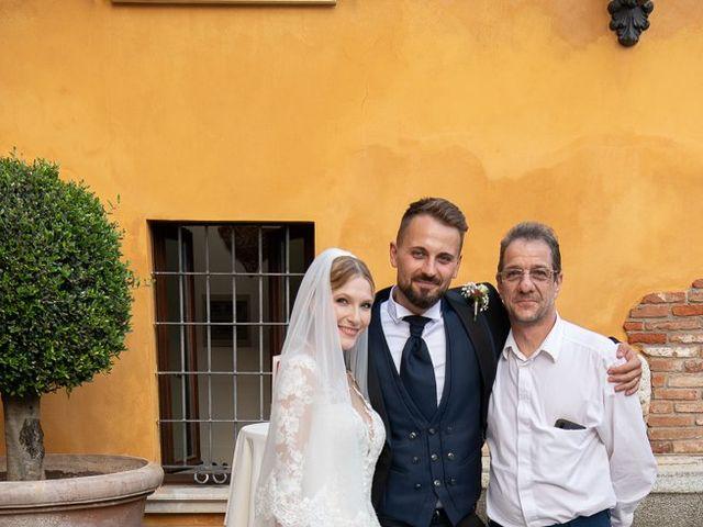 Il matrimonio di Elena e Luca a Brescia, Brescia 158