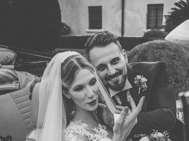 Il matrimonio di Elena e Luca a Brescia, Brescia 163