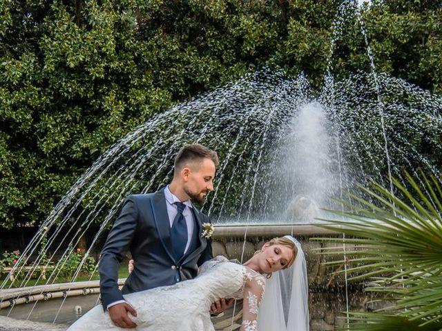 Il matrimonio di Elena e Luca a Brescia, Brescia 166