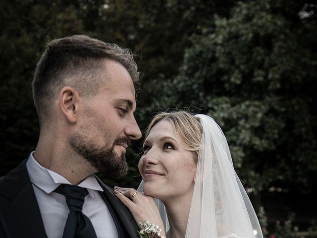 Il matrimonio di Elena e Luca a Brescia, Brescia 176