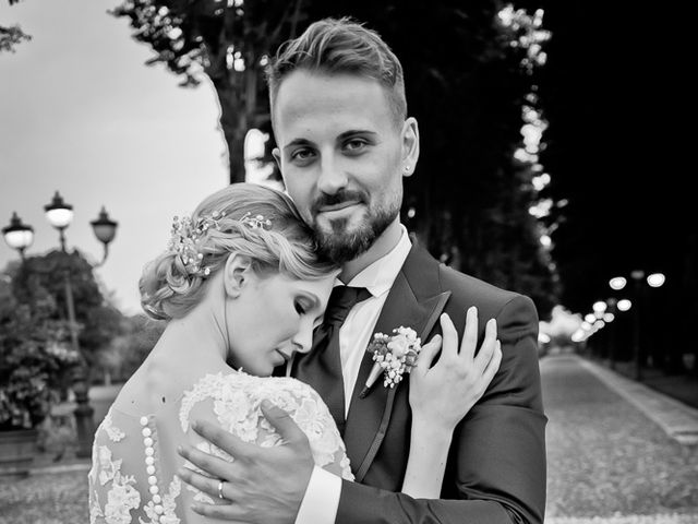 Il matrimonio di Elena e Luca a Brescia, Brescia 177