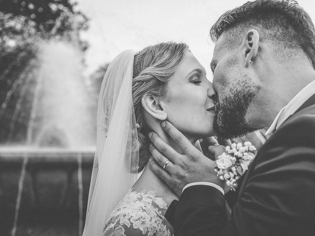 Il matrimonio di Elena e Luca a Brescia, Brescia 180