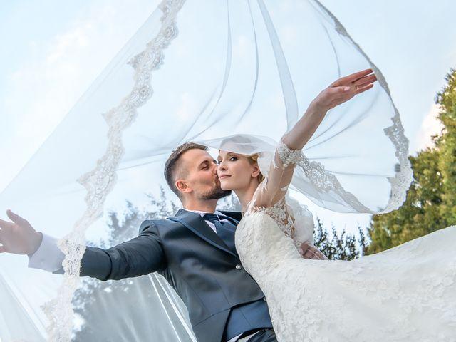 Il matrimonio di Elena e Luca a Brescia, Brescia 181