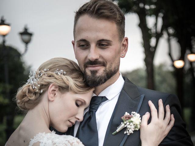 Il matrimonio di Elena e Luca a Brescia, Brescia 186