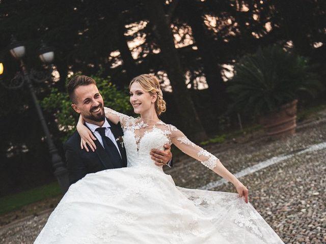 Il matrimonio di Elena e Luca a Brescia, Brescia 188