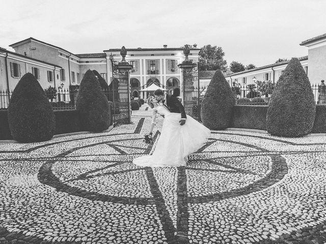 Il matrimonio di Elena e Luca a Brescia, Brescia 189