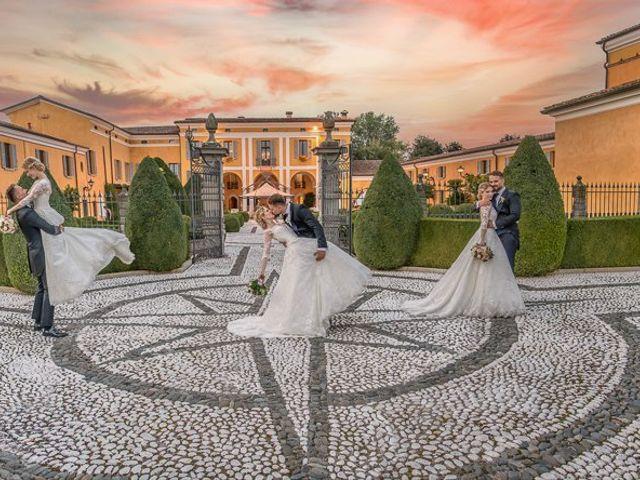 Il matrimonio di Elena e Luca a Brescia, Brescia 190