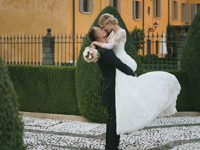 Il matrimonio di Elena e Luca a Brescia, Brescia 191
