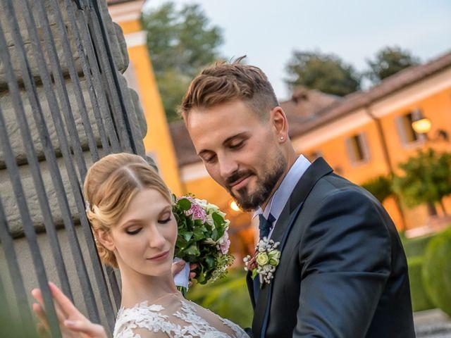 Il matrimonio di Elena e Luca a Brescia, Brescia 192