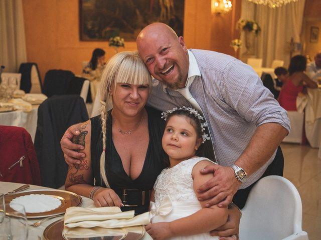 Il matrimonio di Elena e Luca a Brescia, Brescia 203