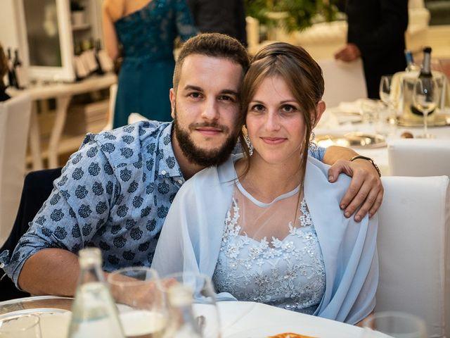 Il matrimonio di Elena e Luca a Brescia, Brescia 216
