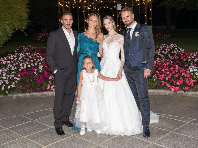 Il matrimonio di Elena e Luca a Brescia, Brescia 221
