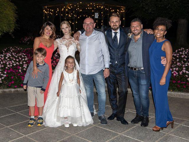 Il matrimonio di Elena e Luca a Brescia, Brescia 223