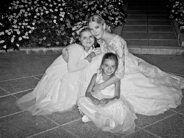 Il matrimonio di Elena e Luca a Brescia, Brescia 224