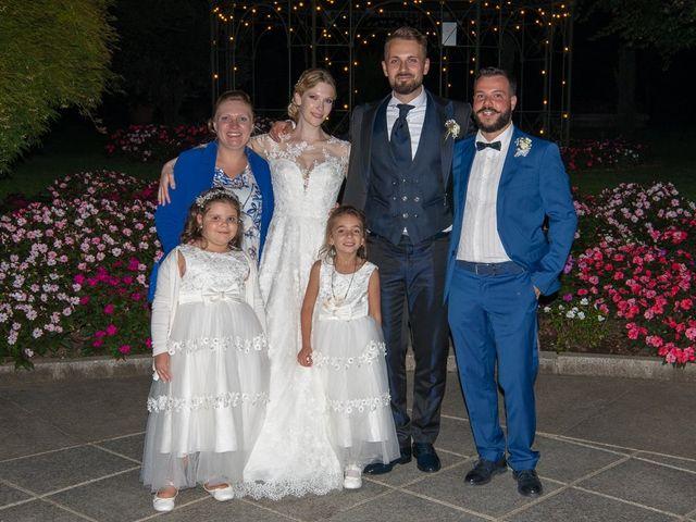 Il matrimonio di Elena e Luca a Brescia, Brescia 225
