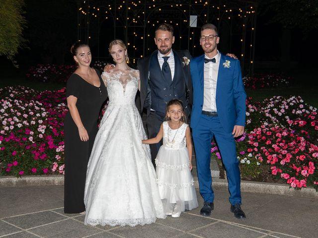 Il matrimonio di Elena e Luca a Brescia, Brescia 226
