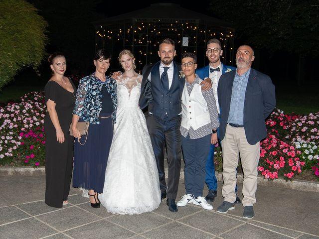 Il matrimonio di Elena e Luca a Brescia, Brescia 227