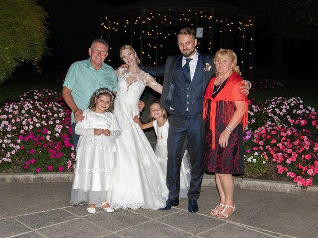Il matrimonio di Elena e Luca a Brescia, Brescia 228