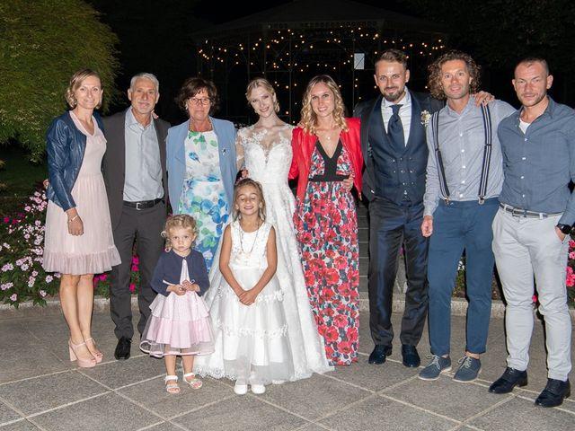 Il matrimonio di Elena e Luca a Brescia, Brescia 229
