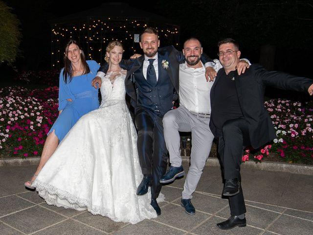 Il matrimonio di Elena e Luca a Brescia, Brescia 232