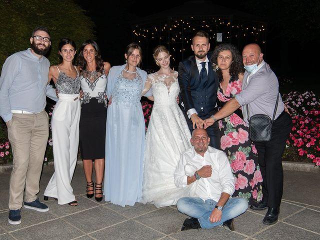 Il matrimonio di Elena e Luca a Brescia, Brescia 235