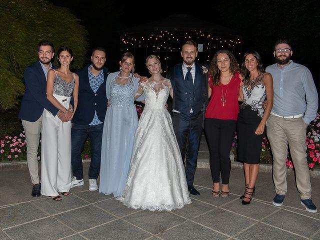 Il matrimonio di Elena e Luca a Brescia, Brescia 236