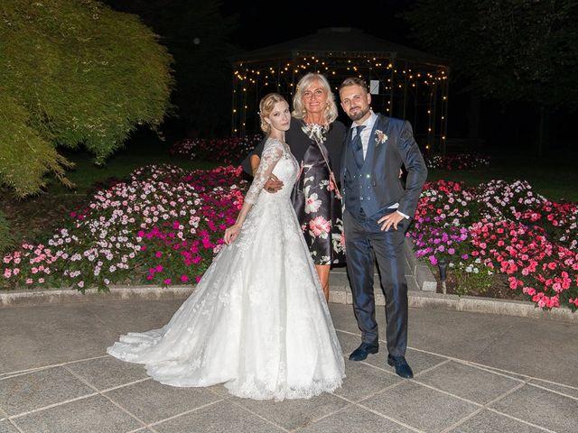 Il matrimonio di Elena e Luca a Brescia, Brescia 237