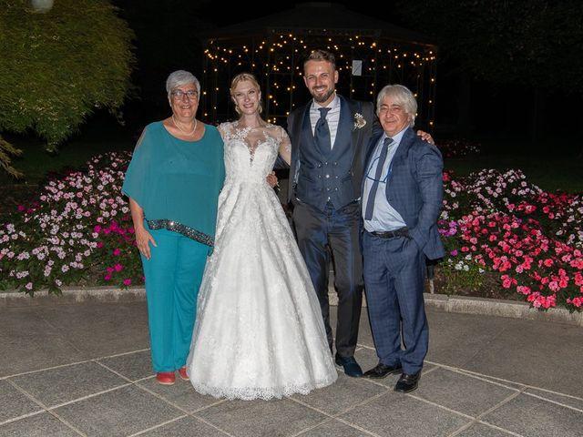Il matrimonio di Elena e Luca a Brescia, Brescia 238