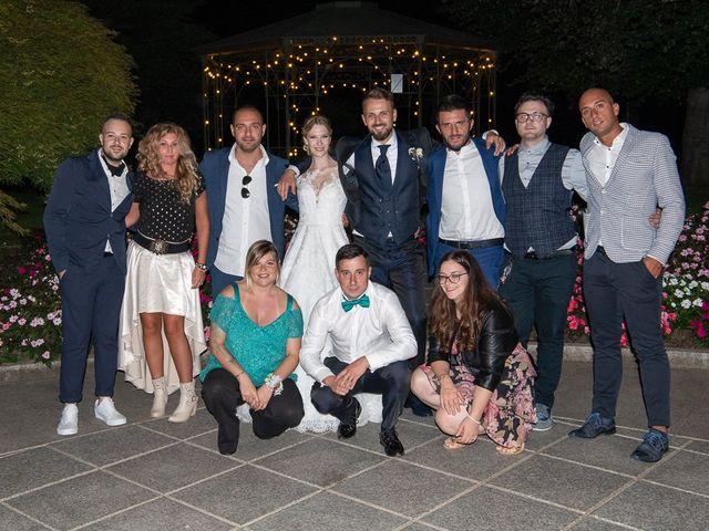 Il matrimonio di Elena e Luca a Brescia, Brescia 239