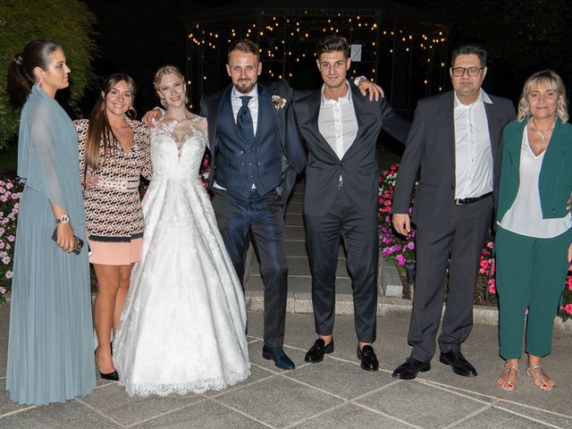 Il matrimonio di Elena e Luca a Brescia, Brescia 242