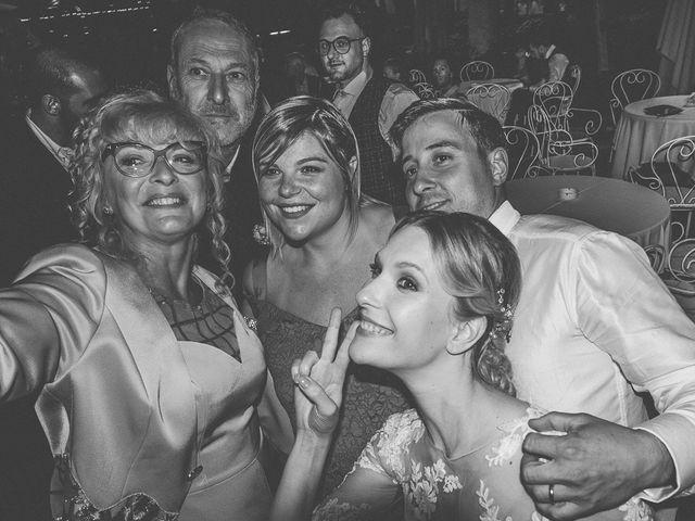 Il matrimonio di Elena e Luca a Brescia, Brescia 243