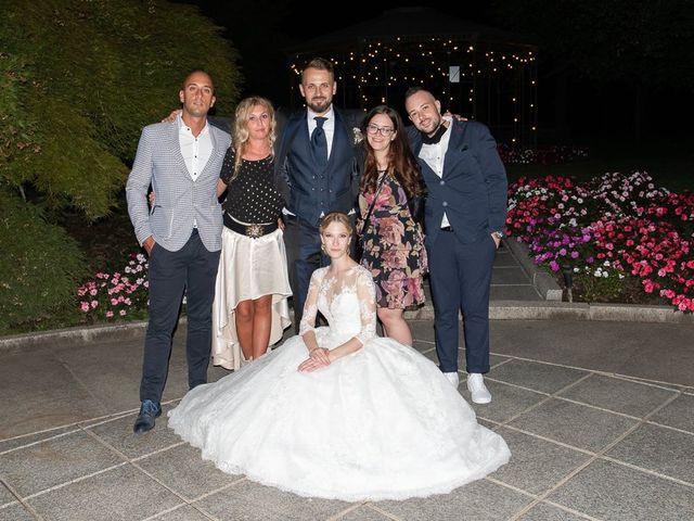 Il matrimonio di Elena e Luca a Brescia, Brescia 244
