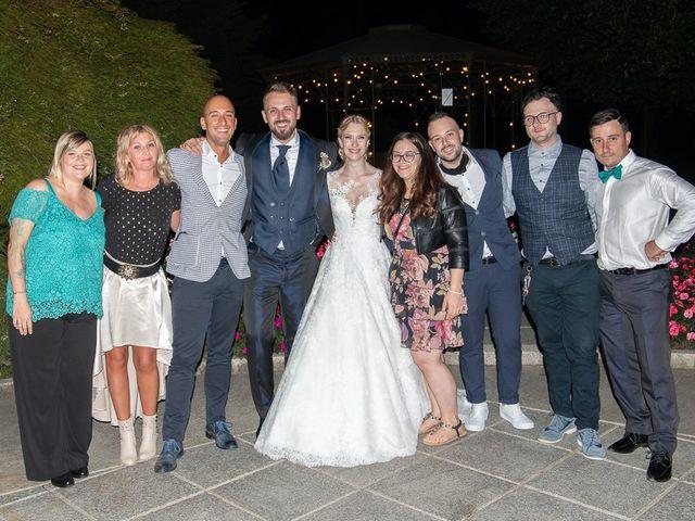 Il matrimonio di Elena e Luca a Brescia, Brescia 245