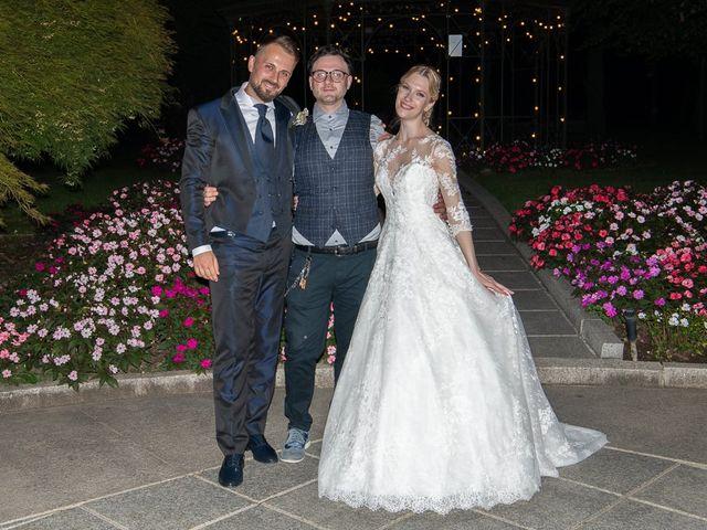 Il matrimonio di Elena e Luca a Brescia, Brescia 246