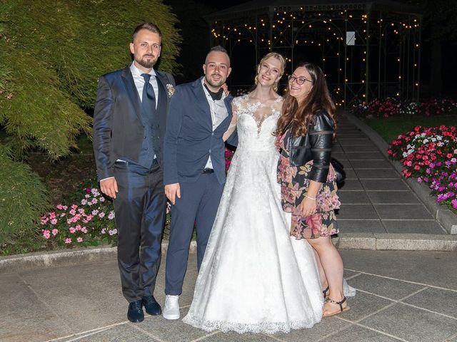 Il matrimonio di Elena e Luca a Brescia, Brescia 247