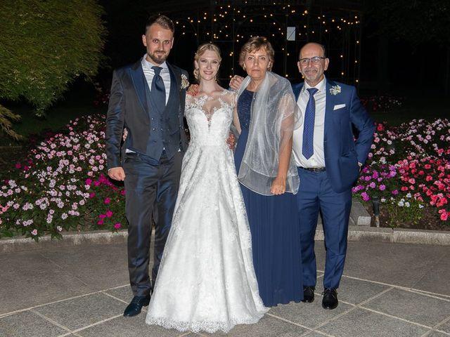 Il matrimonio di Elena e Luca a Brescia, Brescia 249