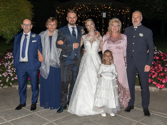 Il matrimonio di Elena e Luca a Brescia, Brescia 253