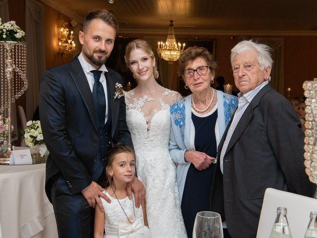 Il matrimonio di Elena e Luca a Brescia, Brescia 260