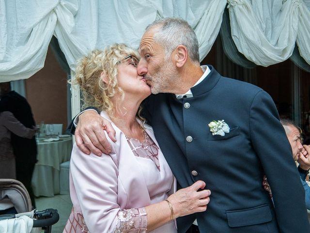 Il matrimonio di Elena e Luca a Brescia, Brescia 262
