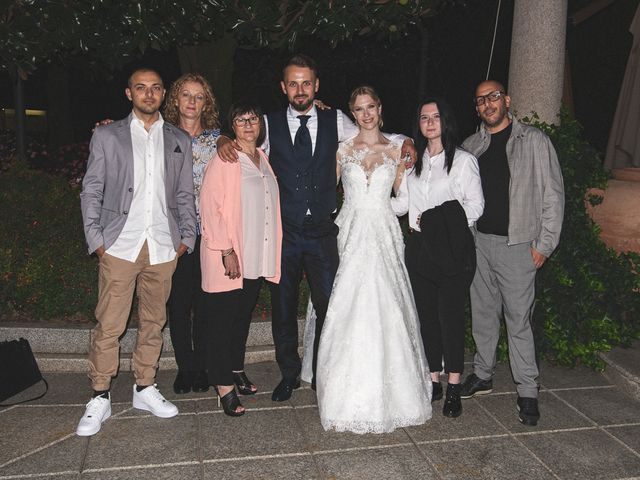 Il matrimonio di Elena e Luca a Brescia, Brescia 263