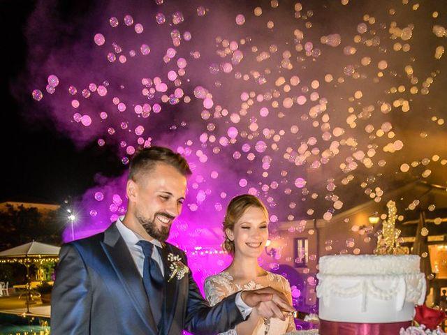 Il matrimonio di Elena e Luca a Brescia, Brescia 265