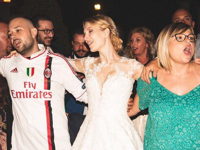 Il matrimonio di Elena e Luca a Brescia, Brescia 290