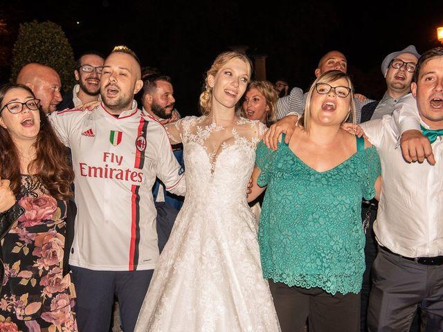 Il matrimonio di Elena e Luca a Brescia, Brescia 291